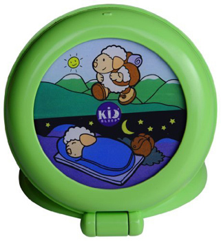 Indicateur de réveil Kid'Sleep