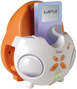 Veilleuse mp3 Baby Magic Sound Tigex