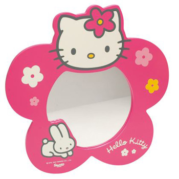 Miroir Hello Kitty Jemini