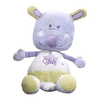 Peluche musicale Sauthon
