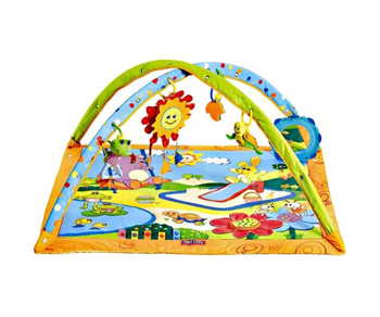 Tapis de jeux arches Monkey Island, Sunny Day Tiny Love