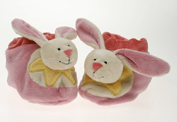 Chaussons Baby Luna