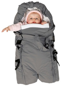 Porte-bébé souple Grow Anywhere Baby Jogger