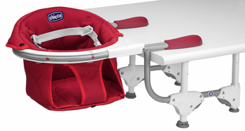 Chaise de table 360° Chicco