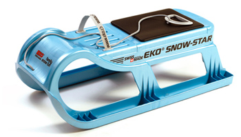 Luge Snow Star Eko