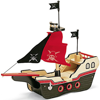 Bâteau de pirates Pintoy