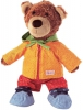 Peluche ours enseignant PlayQ Sigikid