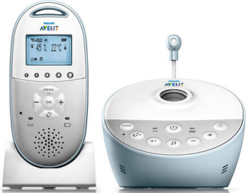 Interphones SCD 580 Avent